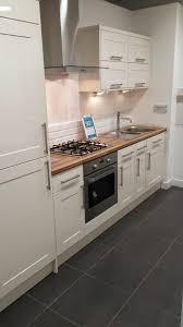 leighton gloss cream in magnet demo kitchen kitchens an kitchen