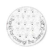 passover stickers passover sticker circle matzah peeps kids stickers gift idea diy