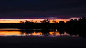 australia jervis bay beutiful lake night view youtube