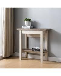 Ivory Console Table Savings Are Here 15 Furniture Of America Sernima