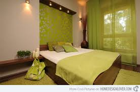 Green Color Bedroom - lime green rooms 15 bedrooms of lime green accents homely design