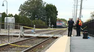 Commuter Rail by Woman Struck By Metra Train At The Highwood Commuter Rail
