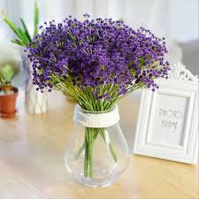 online shop baby u0027s breath gypsophila plastic artificial flowers