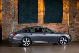 When Are New Car Models Released 2018 Honda Accord Redesign Info Pricing Release Date
