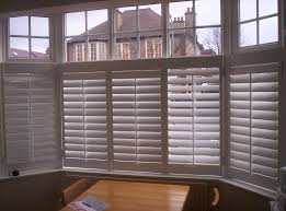nw6 kilburn bay window shutters use tier on tier style for rustic feel