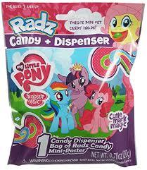 blind bags toys radz brand candy dispenser my pony blind bag 0 7