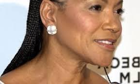 women black hair cornrow