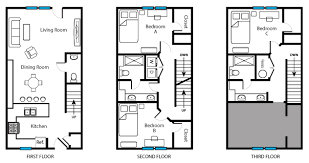 the vue floor plans the vue college life off cus