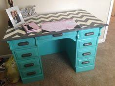 Desk Painting Ideas Refinishing Furniture Is Easy Yard Sale Chalkboard Paint And