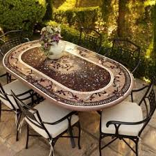 Cast Iron Bistro Table And Chairs Outdoor Tile Top Patio Dining Table And Cast Iron Chairs Patio