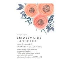 bridesmaid luncheon invitation wording bridesmaids luncheon invitations 6739 also sle luncheon