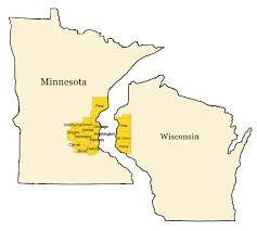 Map Of Counties In Wisconsin by Milestone Pool Service Where We Work