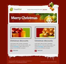 12 free u0026 premium holiday christmas email u0026 newsletter templates