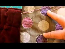 How To Sew Blackout Curtains How To Make Blackout Lined Curtains Video Youtube