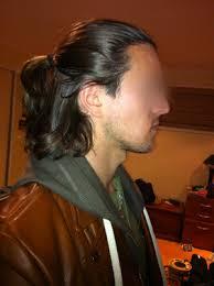 length hair neededfor samuraihair samurai hair k1 pinterest