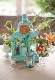 birdcage centerpieces birdcage centerpiece elizabeth designs the wedding
