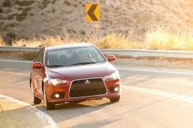 2013 mitsubishi lancer reviews and rating motor trend