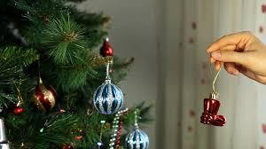 hanging tree ornaments pan