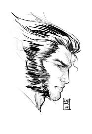 4am sketch wolverine by daggerpoint on deviantart
