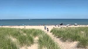 Indiana beaches images Lake michigan beach at beachwalk resort in michigan city indiana jpg