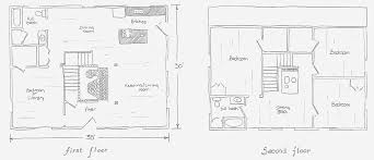 basic home floor plans our homes the saltbox