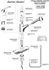 moen kitchen faucet manual moen kitchen faucet parts babca club