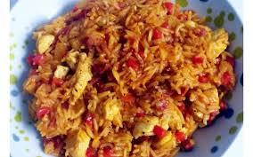 plat facile a cuisiner et rapide recette jambalaya économique et simple cuisine étudiant