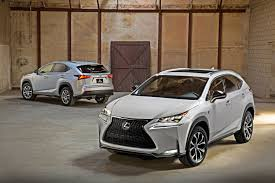 new lexus rx all new lexus nx compact crossover launches with brand u0027s first