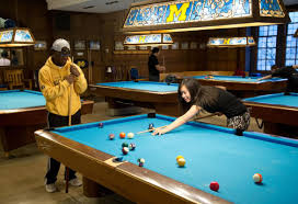 billiards and games university unions