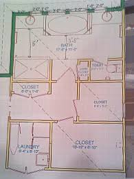 his and bathroom floor plans how to visualize your remodeling floor plans millennial living
