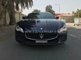 maserati quattroporte 2015 blue 2015 maserati quattroporte for sale in bahrain new and used cars