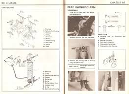 1982 suzuki rm250 rear shock rebuild instructions download full
