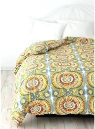 Floral Medallion Duvet Cover Urban Outfitters Magical Thinking Medallion Duvet Cover Plum Bow