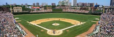 stadium ballpark wall murals full wall sports and stadium decals illinois chicago cubs baseball