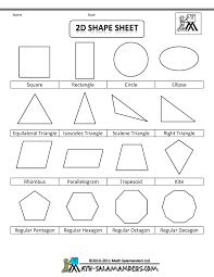 shapes and their names 4 digit by 2 digit multiplication