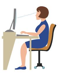 posture au bureau 10 postures pour ménager dos