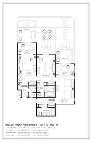 1300 Square Foot Floor Plans by Rates Luxury Caribbean Resorts Harbour Village Resorts
