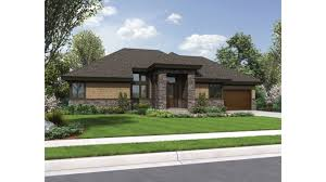 contemporary modern house plans contemporary hillside design with large room hwbdo76497