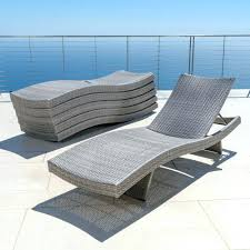 Chaise Lounge With Wheels Outdoor Poolside Chaise Lounge Chairs U2013 Peerpower Co