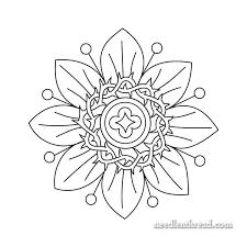 Flower Designs For Drawing 1357 Best Embroidery Flowers Images On Pinterest Embroidery