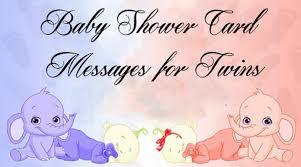 baby shower card messages for