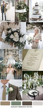 how to choose wedding colors best 25 green brown wedding ideas on brown wedding