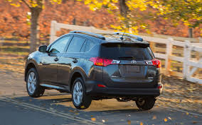 2013 Toyota Rav4 Gets Iihs Top Safety Pick Designation Truck