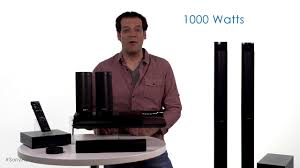 sony 1000 watt home theater system sony 3d blu ray home theater system at primetime audio video youtube