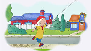 pizza caillou videos pbs kids