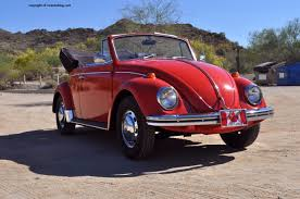 red volkswagen convertible 1969 volkswagen beetle convertible teaser rnr automotive blog
