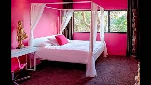 Pink Color Pink Bedroom Paint Colors Youtube