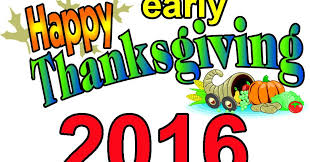 happy early thanksgiving 2016 free greetings from www