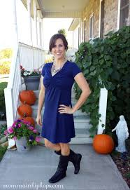 milk nursing wear knotted nursing dress from milk baby 50 gift card giveaway