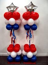 balloon bouquet houston balloon column balloonize your event houston alma